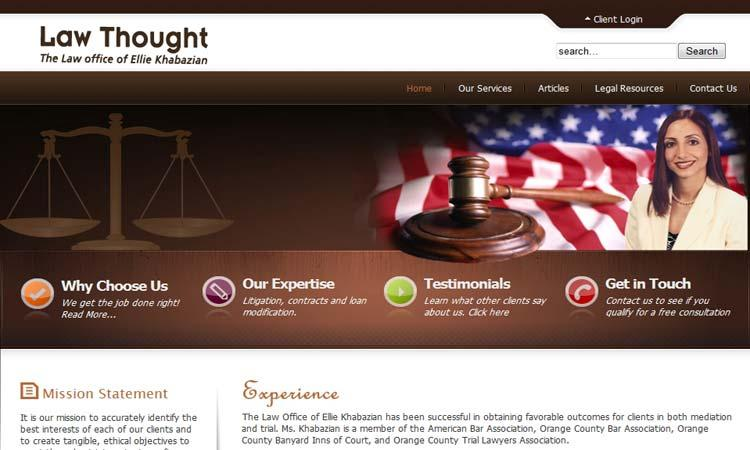 Legal - Law Thought