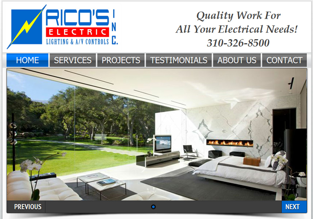 Ricos Electric Inc