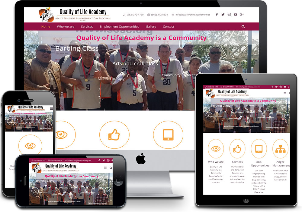 Quality of Life Academy