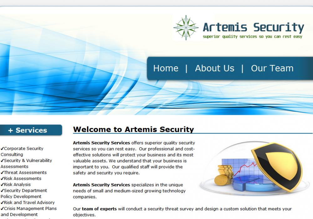 Artemis Security