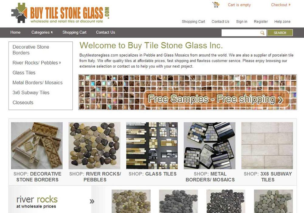 Buy Tile Stone Glass