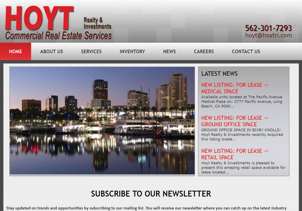 Hoyt Realty Investment