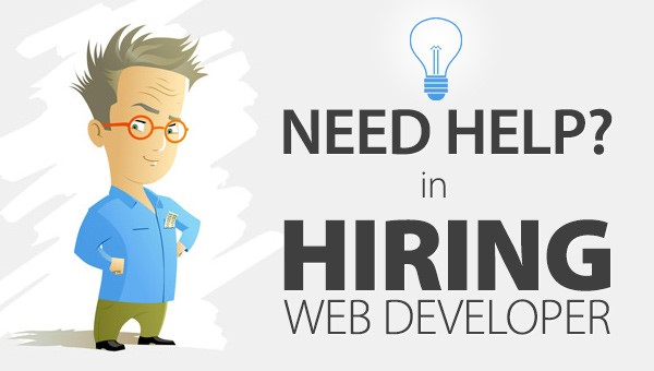 hiring web developer